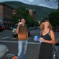 Dave and Wendy in Aspen