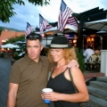 Dave and Wendy in Aspen on the 4th of July