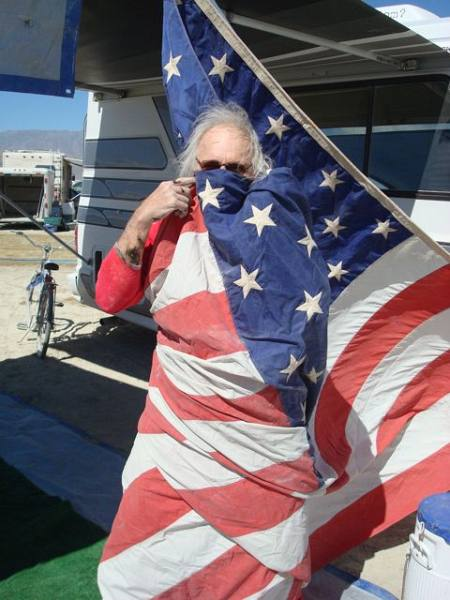 Ed wrapped in the flag.jpg