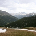 Mountains at Independence Pass