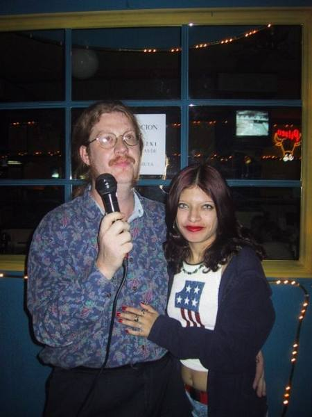 Allen and Anna at the mic.jpg