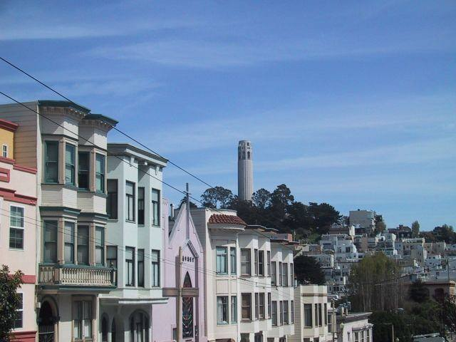 Apartments in front of Coit Tower.jpg