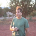 05 Jimmy in the Sedona desert