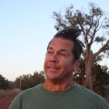 06 Jimmy in the Sedona desert