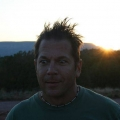 08 Jimmy in the Sedona desert