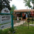 Art Gallery in Taos New Mexico