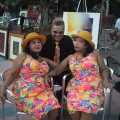 Artist with Cuban mother and her twin the aunt.jpg