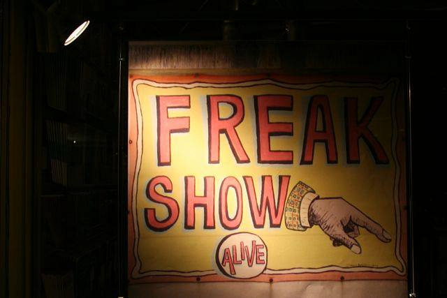 So Ho was Freak Show Indeed