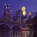 Mpls skyline at night on the river.jpg