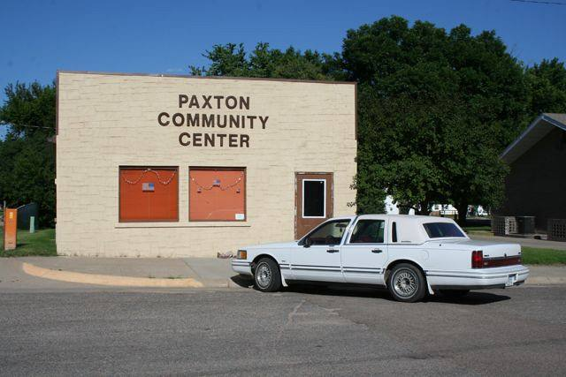 Paxton Community Center