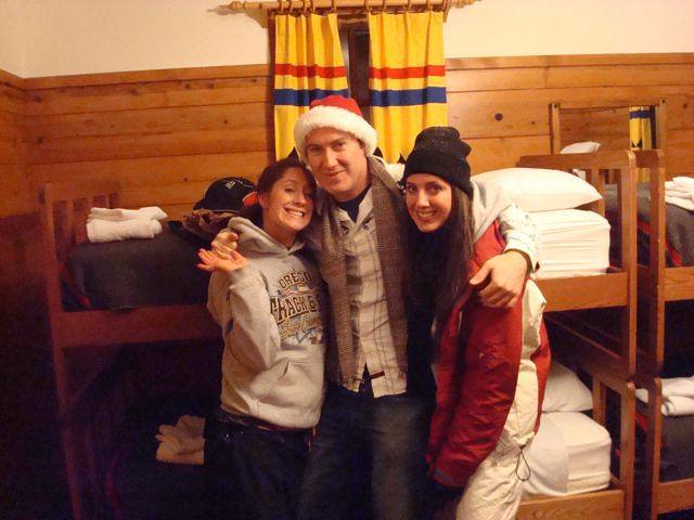 Tressa, Uncle Pat and Brenna